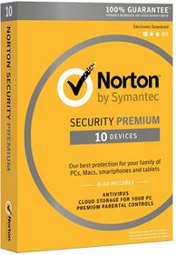 Symantec Norton Security Premium 2016 (10 stan. / 1 rok) - Uaktualnienie
