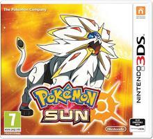 Pokemon Sun Steelbook Edition 3DS