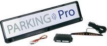 AIV Czujniki parkowania AIV Parking pro-EPH Miejsce montażu Front Tył Sygnalizacja akustyczna optyczna Maksykalny zasięg sensora 150 cm