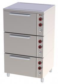 RedFox Piekarnik elektryczny 3x GN 2/1 EPP - 03 S