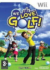 We Love Golf! Wii