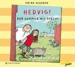 Opinie o Nilsson, Frida Hedvig! - Der Sommer mit Specki, 3 Audio-CDs Nilsson, Frida
