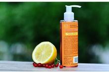 Yaka Organiczny Kremowy żel pod prysznic Żurawina i Cytryna, 100% Naturalny, bez