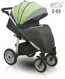 Camarelo Eos E-03 zielony