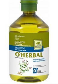 Elfa-Pharm  OHerbal Szampon do włosów przetłuszczających się z ekstraktem z mięty 500ml