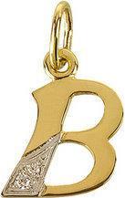 Tyfanit Literka złota B ZBU2b