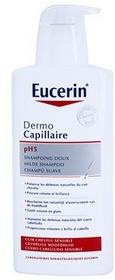 Eucerin DermoCapillaire szampon do skóry wrażliwej ph5 Shampoo 400 ml