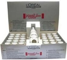 Loreal Powerdose color Kuracja dla włosów farbowanych 30x10ml