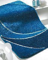 Dywanik łazienkowy 60 x 100 cm royal blau Sealskin Water 293242423
