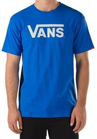 Vans T-shirt CLASSIC Royal/Bright biały