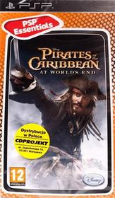 Pirates of the Caribbean At Worlds End Es PSP