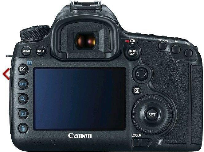 Canon EOS 5Ds R body czarny