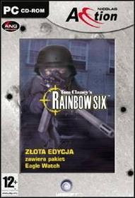 Tom Clancys Rainbow Six Złota Edycja PC