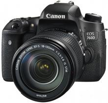 Canon EOS 77D + 18-135 IS USM Nano