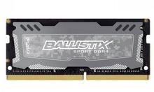 Crucial Pamięć do notebooków Ballistix Sport DDR4, 16GB, 2400MHz, CL16 BLS16G4S2