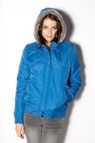 DC kurtka damska GOLDBERG HOODED PUFFER JACKET