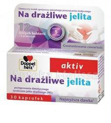 Queisser Doppelherz Aktiv Na Drażliwe Jelita - 30 Kaps.
