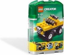LEGO Mały samochód terenowy 6742