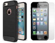 4kom.pl Etui iPhone 5 5S SE Standard Armor Case + Szkło