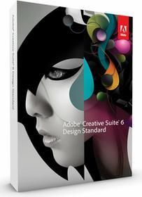 Adobe Creative Suite 6 Design Standard PL - Nowa licencja EDU
