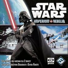 Galakta Star Wars: Imperium vs Rebelia