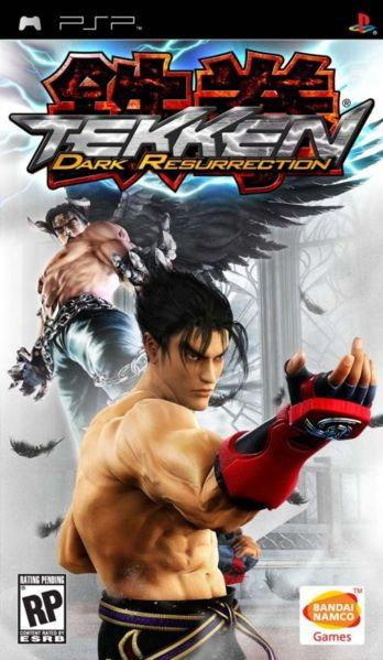 Tekken Dark Resurrection PSP