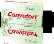 Herbapol Convafort 30 szt.