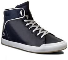 9d394e9b5 -27% Lacoste Sneakersy Lancelle Hi Top 316 1 SPW 7-32SPW0166003 Nvy  materiał/-materiał