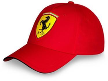 Ferrari F1 Czapka Scudetto Carbon