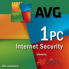 AVG Internet Security 1 PC 2017