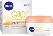 Nivea Visage Q10 Plus Energising Day Cream energizujący Krem na dzień przeciw zmarszczkom SPF15 50ml
