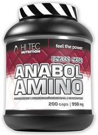 Hi-Tec Nutrition Amino Anabol 200kap