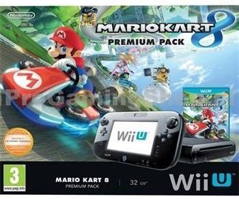 Nintendo Wii U Premium 32 GB Czarny
