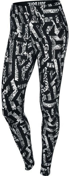 Nike spodnie sportowe damskie LEG-A-SEE ALL OVER PRINTED / 678836-100 FUND-1402