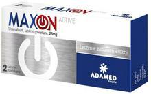 Maxon Active na potencję 2 tabletki