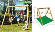 Jungle Gym Plac zabaw Swing