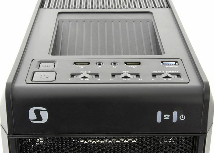 SilentiumPC Gladius M40 Pure Black