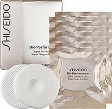 Shiseido Bio-performance Super Exfoliating Discs- Płatki Głęboko Złuszczające 8szt.