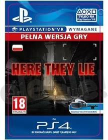 Here They Lie PS4 [kod aktywacyjny]