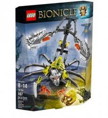 LEGO Bionicle Czaszkowy skorpion 70794
