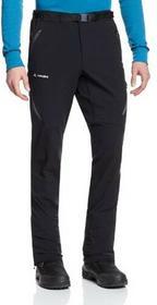 Vaude Defender Pants III spodnie męskie, czarny, XXL 044280100560