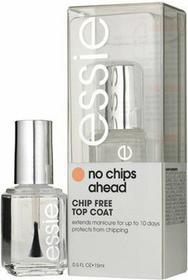 Essie Top Coat No Chips Ahead zapobiegający odpryskiwaniu i przedłużąjacy