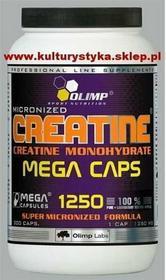 Olimp Creatine Monohydrate Mega Caps 120 kap./1250mg