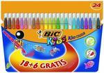 Opinie o BIC FLAMASTRY KID COULEUR 18+6 841803