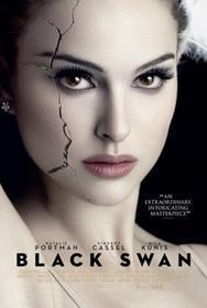 Black Swan / Czarny łabędź - Natalie Portman, Vincent Cassel, Mila Kunis - plaka