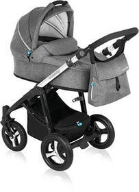 Baby Design Husky 2w1 07 GREY