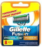 Gillette Fusion ProGlide Power (8szt.) ORYGINALNY PRODUKT. Wyprzedaż!