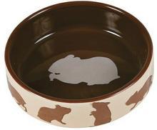 Trixie Miska ceramiczna 80ml dla chomika [60731] MS_6528