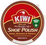 Kiwi Shoe Polish pasta do butów w puszce brązowa 50 g