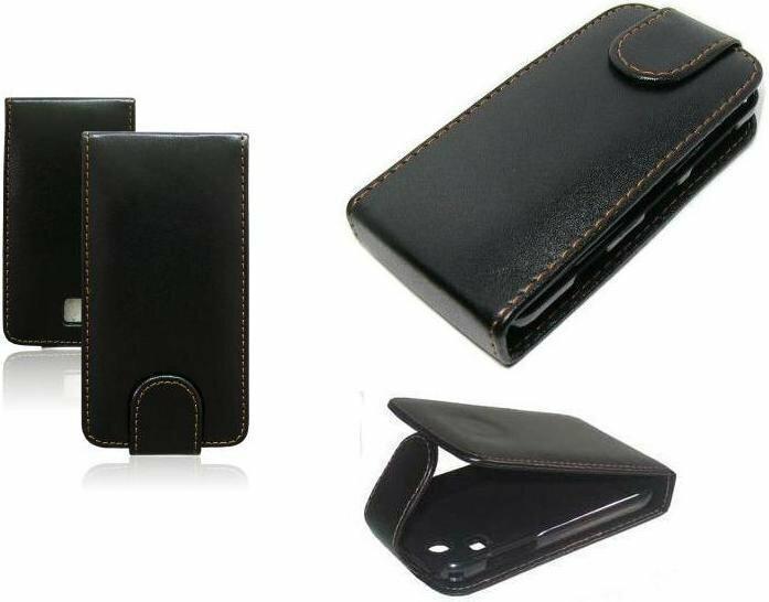 Sony Ericsson 2162# SKÓRZANA XPERIA X8